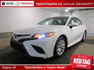 New 2020 Toyota Camry SE for sale in Regina, SK