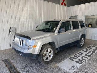 Used 2013 Jeep Patriot SPORT for sale in Red Deer, AB