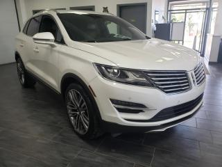Used 2016 Lincoln MKC AWD RESERVE for sale in Châteauguay, QC