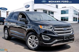 Used 2017 Ford Edge SEL for sale in Hamilton, ON