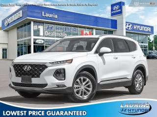 New 2020 Hyundai Santa Fe 2.4L FWD Essential w/Safety Pkg for sale in Port Hope, ON