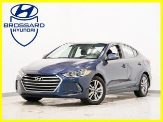 Used 2018 Hyundai Elantra GL Auto MAGS BLUETOOTH  CAMERA DE RECUL for sale in Brossard, QC