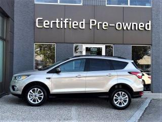 Used 2017 Ford Escape SE w/ DUAL-PANE MOONROOF / AWD / LOW KMS for sale in Calgary, AB