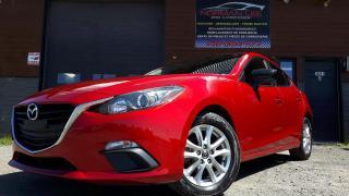 Used 2016 Mazda MAZDA3 Sport sport+hatchback for sale in St-Henri-de-Levis, QC