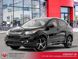 New 2020 Honda HR-V Sport for sale in Huntsville, ON
