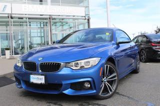 Used 2017 BMW 4 Series 440 xDrive Cabriolet for sale in Langley, BC