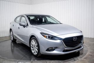 Used 2017 Mazda MAZDA3 Gt Toit Nav Mags for sale in St-Hubert, QC