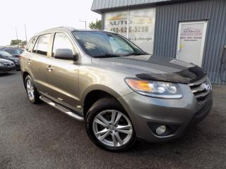 Used 2012 Hyundai Santa Fe ***SPORT,V6,CUIR,TOIT,MAGS*** for sale in Longueuil, QC