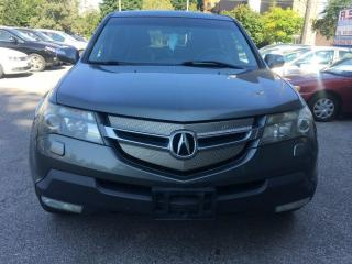 Used 2007 Acura MDX SH-AWD for sale in Scarborough, ON