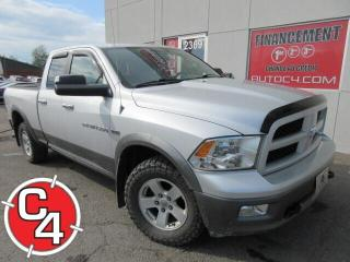Used 2011 RAM 1500 SLT OUTDOORSMAN HEMI MAGS for sale in St-Jérôme, QC