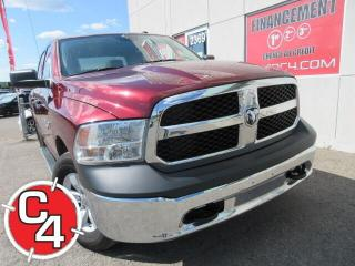 Used 2017 RAM 1500 4X4 MAGS HEMI A/C GR.REMORQUAGE for sale in St-Jérôme, QC
