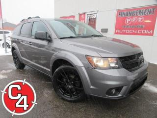 Used 2013 Dodge Journey SXT V6  MAGS  BLUETOOTH for sale in St-Jérôme, QC