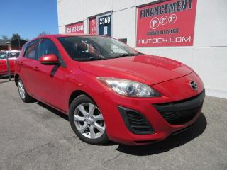 Used 2011 Mazda MAZDA3 4dr HB Sport Auto MAGS A/C GR.ÉLECT. for sale in St-Jérôme, QC