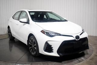 Used 2017 Toyota Corolla SE CUIR TOIT NAV MAGS for sale in Île-Perrot, QC