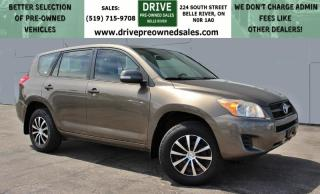 Used 2010 Toyota RAV4 FWD 2.5L Cruise Control for sale in Belle River, ON