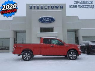 New 2020 Ford F-150 XL  - STX Package for sale in Selkirk, MB