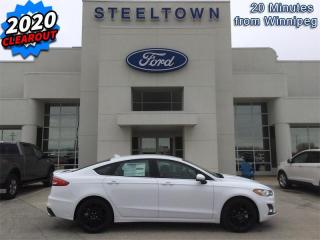 New 2020 Ford Fusion SE FWD  - Heated Seats for sale in Selkirk, MB