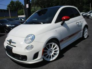 Used 2013 Fiat 500 ABARTH PKG|LEATHER|SUNROOF|5 SPEED|105KMS !!! for sale in Burlington, ON