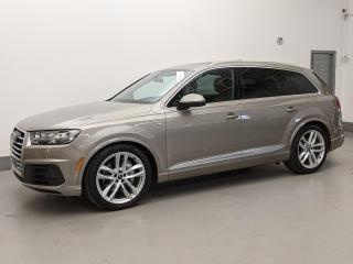 Used 2017 Audi Q7 TECHNIK/LUXURY PKG/DRIVER ASSISTANCE PKG/ for sale in Toronto, ON