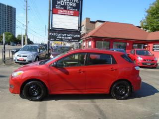 Used 2013 Toyota Matrix MINT / ONE OWNER / NO ACCIDENT / LOW KM / A/C / for sale in Scarborough, ON