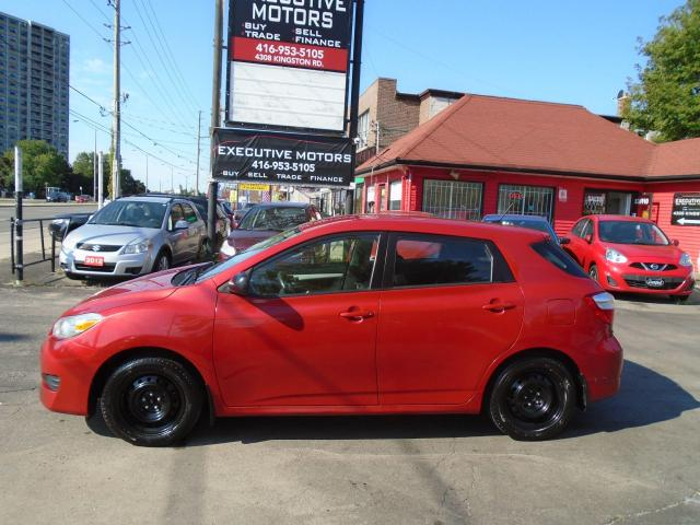 2013 Toyota Matrix MINT / ONE OWNER / NO ACCIDENT / LOW KM / A/C /