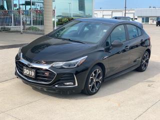 Used 2019 Chevrolet Cruze LT for sale in Tilbury, ON