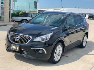 Used 2017 Buick Envision Premium I for sale in Tilbury, ON
