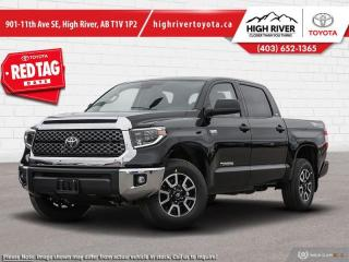 New 2020 Toyota Tundra TRD Off Road  - Off Road Ready for sale in High River, AB