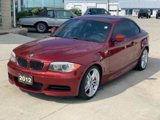 Used 2012 BMW 1 Series 135i DINAN for sale in Tilbury, ON