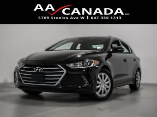 Used 2018 Hyundai Elantra GL SE for sale in North York, ON