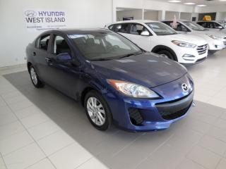 Used 2012 Mazda MAZDA3 GS-SKY AUTO MAGS A/C GROUPE ÉLECTRIQUE for sale in Dorval, QC