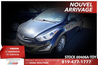 Used 2015 Hyundai Elantra SPORT| TOIT OUVRANT| CAM RECUL for sale in Drummondville, QC