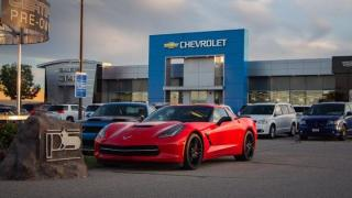 Used 2016 Chevrolet Corvette for sale in Barrie, ON