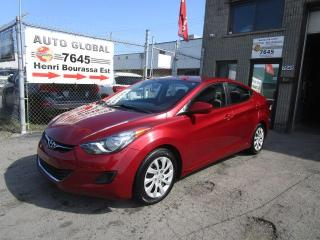 Used 2013 Hyundai Elantra Berline 4 portes, boîte auto GL for sale in Montréal, QC