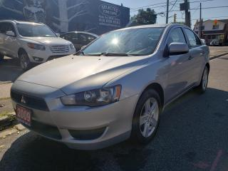 Used 2009 Mitsubishi Lancer DE for sale in Toronto, ON