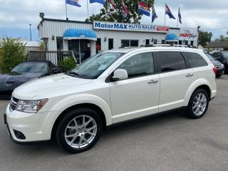 Used 2014 Dodge Journey R/T-AWD-NAVI-WE FINANCE for sale in Stoney Creek, ON