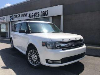 Used 2013 Ford Flex SEL-NAVI-AWD-LEATHER-SUNROOF for sale in Toronto, ON