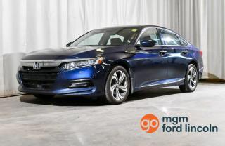 Used 2018 Honda Accord Sedan EX-L FWD for sale in Red Deer, AB