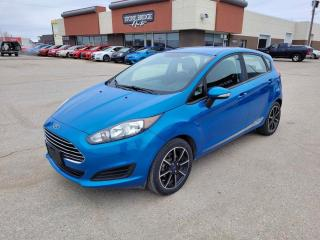 Used 2015 Ford Fiesta SE 4dr FWD Hatchback for sale in Steinbach, MB
