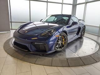 New 2020 Porsche 718 Cayman GT4 for sale in Edmonton, AB