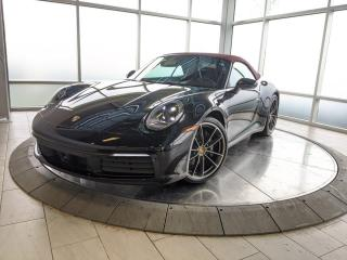 New 2020 Porsche 911 Carrera 2dr RWD Cabriolet for sale in Edmonton, AB