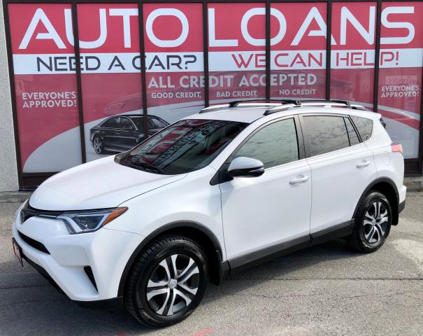 2017 Toyota RAV4 LE-ALL CREDIT ACCEPTED