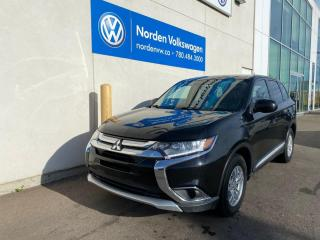Used 2016 Mitsubishi Outlander ES 4dr 4WD AWC for sale in Edmonton, AB