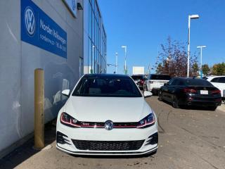 New 2020 Volkswagen Golf GTI Autobahn for sale in Edmonton, AB
