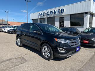 Used 2016 Ford Edge SEL for sale in Brantford, ON