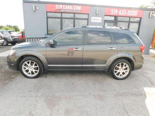 Used 2014 Dodge Journey R/T | Leather | Sunroof | DVD | Navigation for sale in St. Thomas, ON