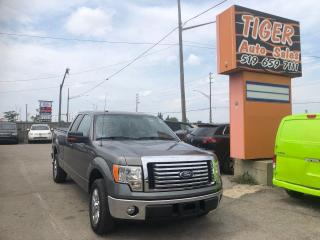 Used 2010 Ford F-150 XLT**EXTENDED CAB**4.6L V8**RUNS GREAT**CERTIFIED for sale in London, ON