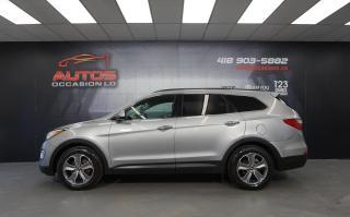 Used 2016 Hyundai Santa Fe XL XL AWD 3.3L PREMIUM + 7 PASSAGERS MAGS BLUETOOTH for sale in Lévis, QC