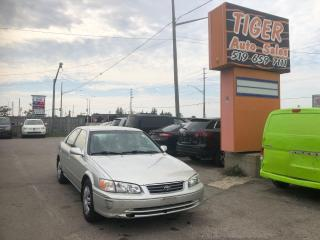 Used 2001 Toyota Camry LE**ONLY 147KMS**AUTO**4 CYLINDER**AS IS for sale in London, ON