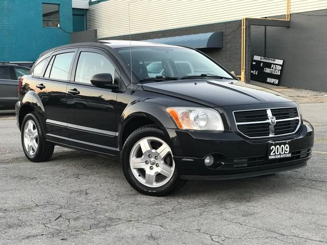 2009 Dodge Caliber SXT|Manual|Sunroof|Accident Free|One Owner|Low Mil